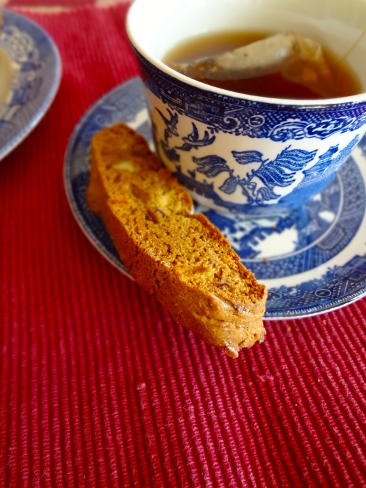 Grand Marnier Gingerbread Biscotti: The Briarwood Baker