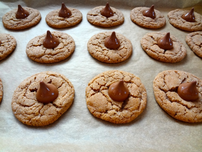 Cookie Butter Nutella Blossoms: The Briarwood Baker