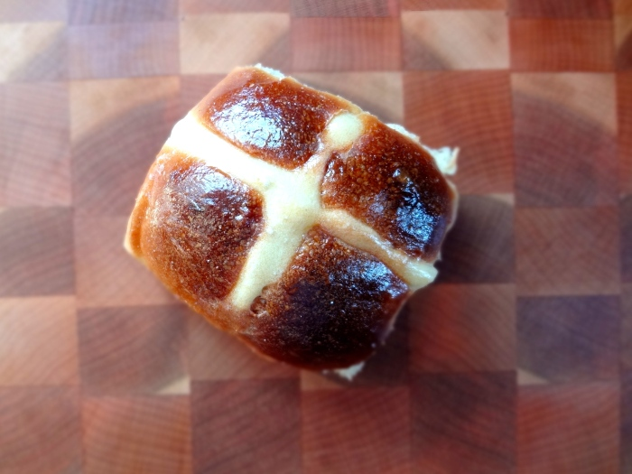 Cardamom Hot Cross Buns: The Briarwood Baker