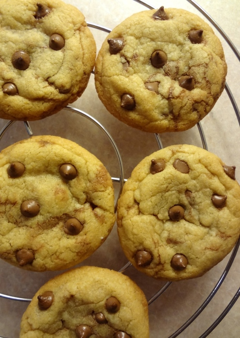Rolo Stuffed Chocolate Chip Cookies: The Briarwood Baker