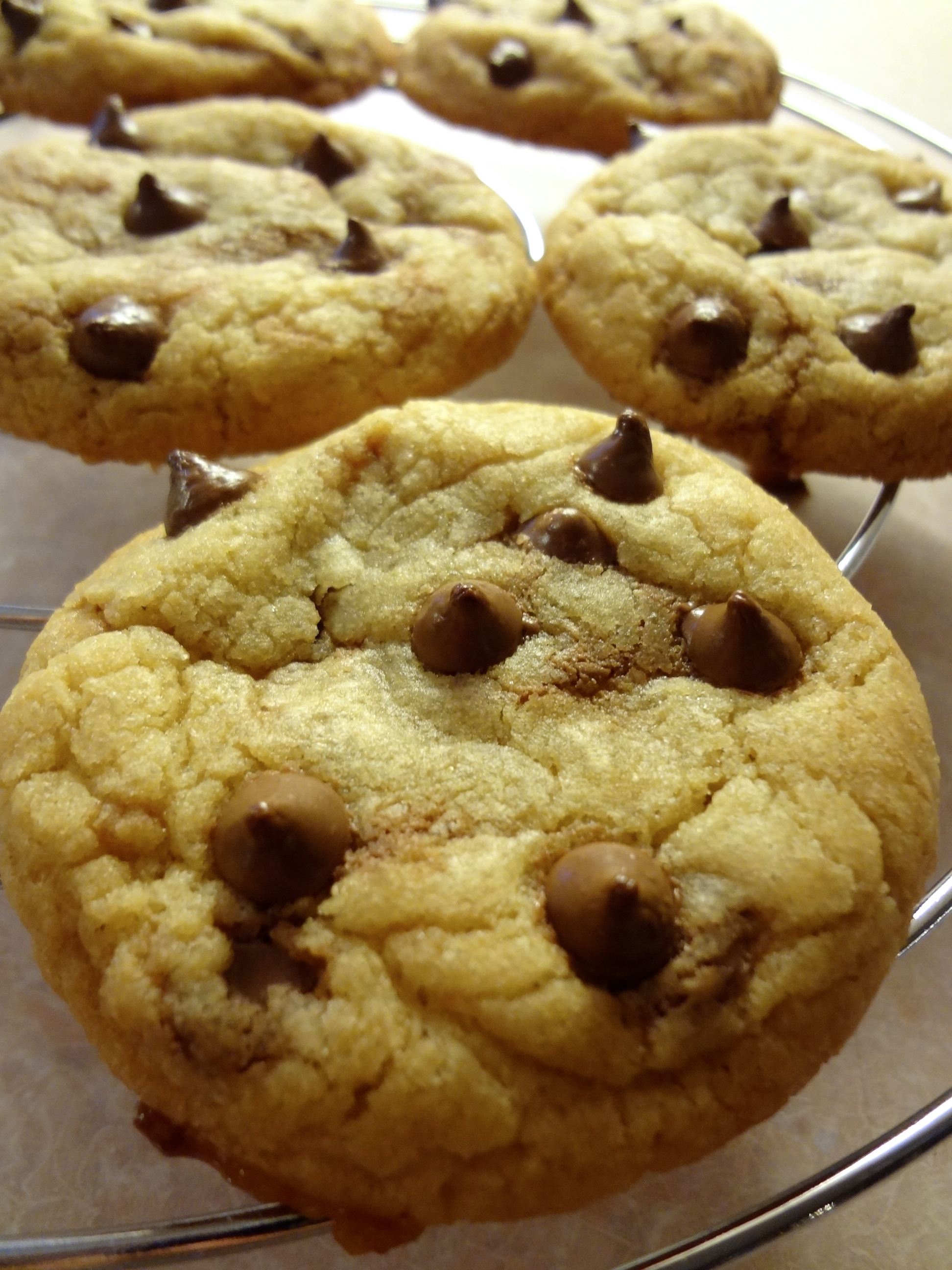 Rolo Stuffed Chocolate Chip Cookies – The Briarwood Baker