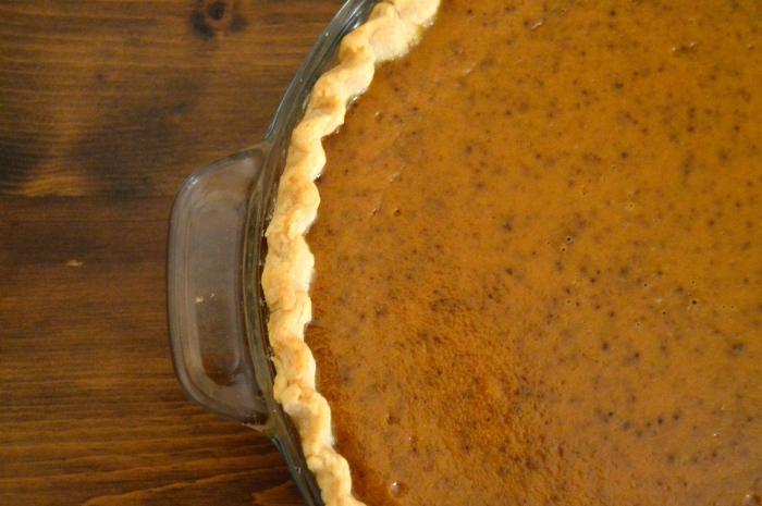Pumpkin Pie: The Briarwood Baker