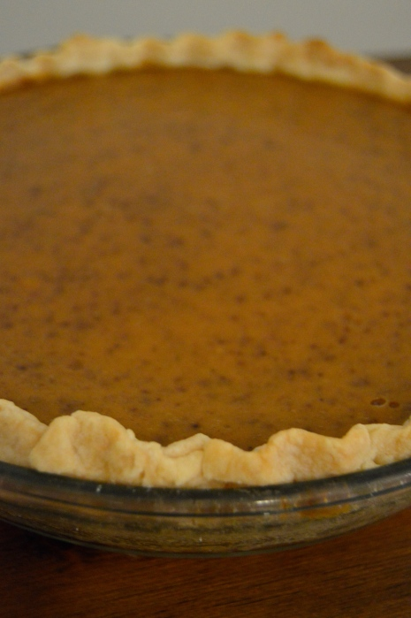 Pumpkin Pie: The Briarwood Baker