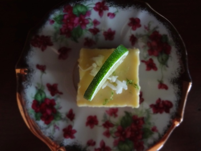 Coconut Key Lime Bars: The Briarwood Baker